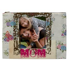 Mothers Day By Jo Jo   Cosmetic Bag (xxl)   R28c7drvwqpa   Www Artscow Com Front