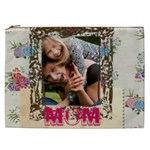 mothers day - Cosmetic Bag (XXL)