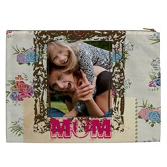 Mothers Day By Jo Jo   Cosmetic Bag (xxl)   R28c7drvwqpa   Www Artscow Com Back