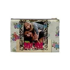 Mothers Day By Jo Jo   Cosmetic Bag (medium)   Y5gcyricwyso   Www Artscow Com Back