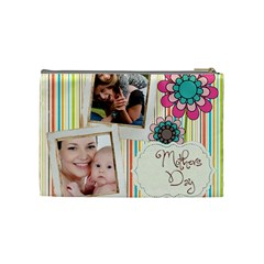 Mothers Day By Jo Jo   Cosmetic Bag (medium)   Hiyidk67gqlh   Www Artscow Com Back