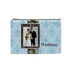 wedding - Cosmetic Bag (Medium)