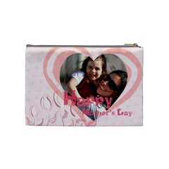 Mothers Day By Mom   Cosmetic Bag (medium)   Xc4u74hne8zf   Www Artscow Com Back