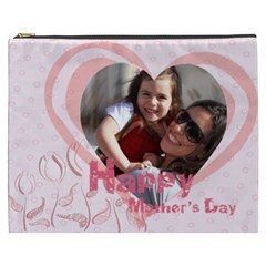 Mothers Day By Mom   Cosmetic Bag (xxxl)   Hml9it2qc0yk   Www Artscow Com Front