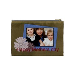 Mothers Day By Mom   Cosmetic Bag (medium)   Ni1y76yk6vz8   Www Artscow Com Back