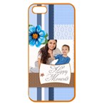 baby - Apple Seamless iPhone 5 Case (Color)