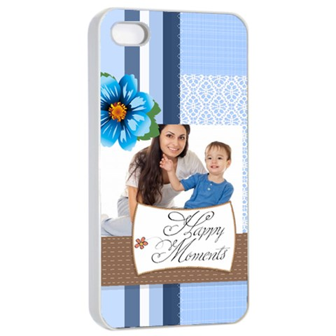 Baby By Baby   Apple Iphone 4/4s Seamless Case (white)   Rf8qo52dk9pz   Www Artscow Com Front
