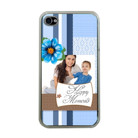 Baby By Baby   Apple Iphone 4 Case (clear)   L6ae2rxzfd4i   Www Artscow Com Front