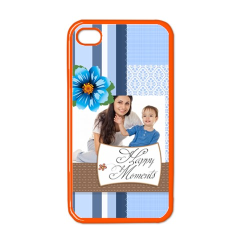 Baby By Baby   Apple Iphone 4 Case (color)   Un8eyamffhbl   Www Artscow Com Front