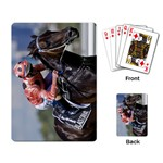 black cav - Playing Cards Single Design