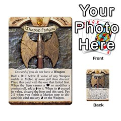 Runebound Tales   In The Wild By Fantastic Diversions / Ofgi   Multi Purpose Cards (rectangle)   L0yaqp7njdsi   Www Artscow Com Front 1