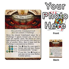 Runebound Tales   In The Wild By Fantastic Diversions / Ofgi   Multi Purpose Cards (rectangle)   L0yaqp7njdsi   Www Artscow Com Front 6