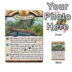Runebound Tales   In The Wild By Fantastic Diversions / Ofgi   Multi Purpose Cards (rectangle)   L0yaqp7njdsi   Www Artscow Com Front 52