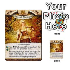 Runebound Tales   In The Wild By Fantastic Diversions / Ofgi   Multi Purpose Cards (rectangle)   L0yaqp7njdsi   Www Artscow Com Front 8