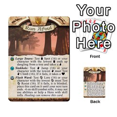 Runebound Tales   In The Wild By Fantastic Diversions / Ofgi   Multi Purpose Cards (rectangle)   L0yaqp7njdsi   Www Artscow Com Front 9