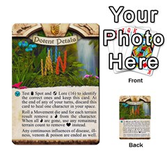 Runebound Tales   In The Wild By Fantastic Diversions / Ofgi   Multi Purpose Cards (rectangle)   L0yaqp7njdsi   Www Artscow Com Front 10