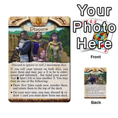 Runebound Tales   In The Wild By Fantastic Diversions / Ofgi   Multi Purpose Cards (rectangle)   L0yaqp7njdsi   Www Artscow Com Front 11