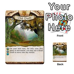 Runebound Tales   In The Wild By Fantastic Diversions / Ofgi   Multi Purpose Cards (rectangle)   L0yaqp7njdsi   Www Artscow Com Front 15