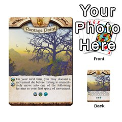 Runebound Tales   In The Wild By Fantastic Diversions / Ofgi   Multi Purpose Cards (rectangle)   L0yaqp7njdsi   Www Artscow Com Front 3