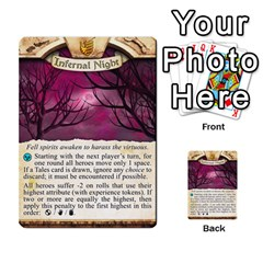 Runebound Tales   In The Wild By Fantastic Diversions / Ofgi   Multi Purpose Cards (rectangle)   L0yaqp7njdsi   Www Artscow Com Front 29