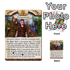 Runebound Tales   In The Wild By Fantastic Diversions / Ofgi   Multi Purpose Cards (rectangle)   L0yaqp7njdsi   Www Artscow Com Front 4
