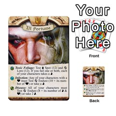 Runebound Tales   In The Wild By Fantastic Diversions / Ofgi   Multi Purpose Cards (rectangle)   L0yaqp7njdsi   Www Artscow Com Front 31