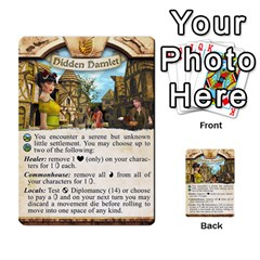 Runebound Tales   In The Wild By Fantastic Diversions / Ofgi   Multi Purpose Cards (rectangle)   L0yaqp7njdsi   Www Artscow Com Front 33