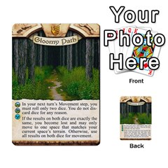 Runebound Tales   In The Wild By Fantastic Diversions / Ofgi   Multi Purpose Cards (rectangle)   L0yaqp7njdsi   Www Artscow Com Front 34