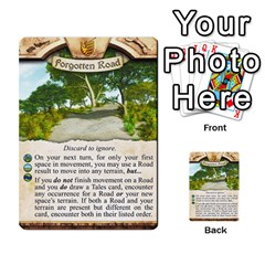 Runebound Tales   In The Wild By Fantastic Diversions / Ofgi   Multi Purpose Cards (rectangle)   L0yaqp7njdsi   Www Artscow Com Front 36