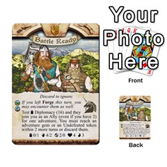 Runebound Tales   In The Wild By Fantastic Diversions / Ofgi   Multi Purpose Cards (rectangle)   L0yaqp7njdsi   Www Artscow Com Front 49