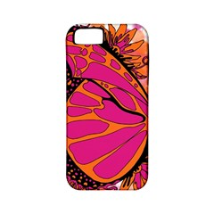 Pink Butter T Copy Apple Iphone 5 Classic Hardshell Case (pc+silicone) by colormebrightly