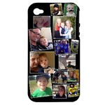 Pick Phone Case - Apple iPhone 4/4S Hardshell Case (PC+Silicone)
