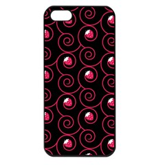 20130503 Oriental Black Apple iPhone 5 Seamless Case (Black)