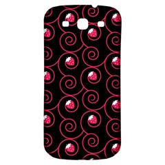 20130503 Oriental Black Samsung Galaxy S3 S Iii Classic Hardshell Back Case by strawberrymilk