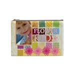 flower kids - Cosmetic Bag (Medium)