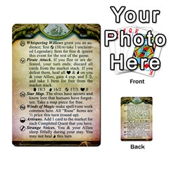 Cities Of Adventure: Reference Cards By Fantastic Diversions / Ofgi   Multi Purpose Cards (rectangle)   R4p0zmf66r2a   Www Artscow Com Front 21