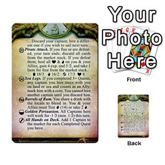 Cities Of Adventure: Reference Cards By Fantastic Diversions / Ofgi   Multi Purpose Cards (rectangle)   R4p0zmf66r2a   Www Artscow Com Front 22