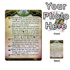 Cities Of Adventure: Reference Cards By Fantastic Diversions / Ofgi   Multi Purpose Cards (rectangle)   R4p0zmf66r2a   Www Artscow Com Front 24