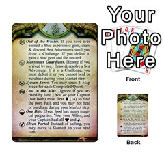 Cities Of Adventure: Reference Cards By Fantastic Diversions / Ofgi   Multi Purpose Cards (rectangle)   R4p0zmf66r2a   Www Artscow Com Front 25