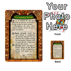 Cities Of Adventure: Reference Cards By Fantastic Diversions / Ofgi   Multi Purpose Cards (rectangle)   R4p0zmf66r2a   Www Artscow Com Back 36