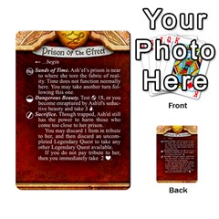 Cities Of Adventure: Reference Cards By Fantastic Diversions / Ofgi   Multi Purpose Cards (rectangle)   R4p0zmf66r2a   Www Artscow Com Front 47