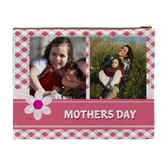 Mothers Day By Mom   Cosmetic Bag (xl)   Jl6xrkzys7nv   Www Artscow Com Back