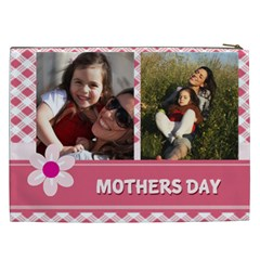 Mothers Day By Mom   Cosmetic Bag (xxl)   Zmwvhd0v1zte   Www Artscow Com Back