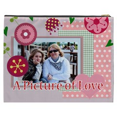 Mothers Day By Mom   Cosmetic Bag (xxxl)   G3y2ozbdekod   Www Artscow Com Back