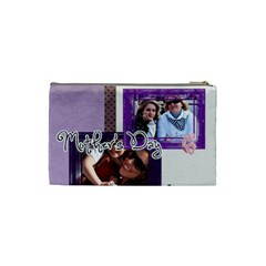 Mothers Day By Mom   Cosmetic Bag (small)   6fz73o2sxm1z   Www Artscow Com Back
