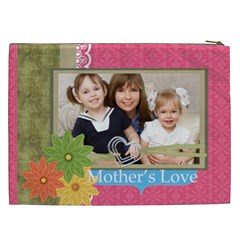 Mothers Day By Mom   Cosmetic Bag (xxl)   Gelsgpvbrddq   Www Artscow Com Back