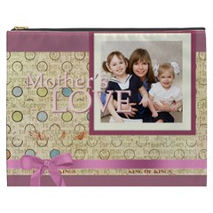 Mothers Day By Mom   Cosmetic Bag (xxxl)   3kaydiwk9zui   Www Artscow Com Front