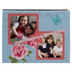 Mothers Day By Mom   Cosmetic Bag (xxxl)   Lpfp5mttm0hd   Www Artscow Com Back
