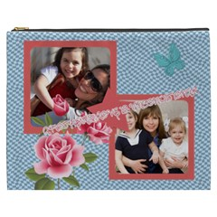 Mothers Day By Mom   Cosmetic Bag (xxxl)   18fkek6hdq7b   Www Artscow Com Front