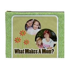 Mothers Day By Mom   Cosmetic Bag (xl)   0o2o9h226te0   Www Artscow Com Front